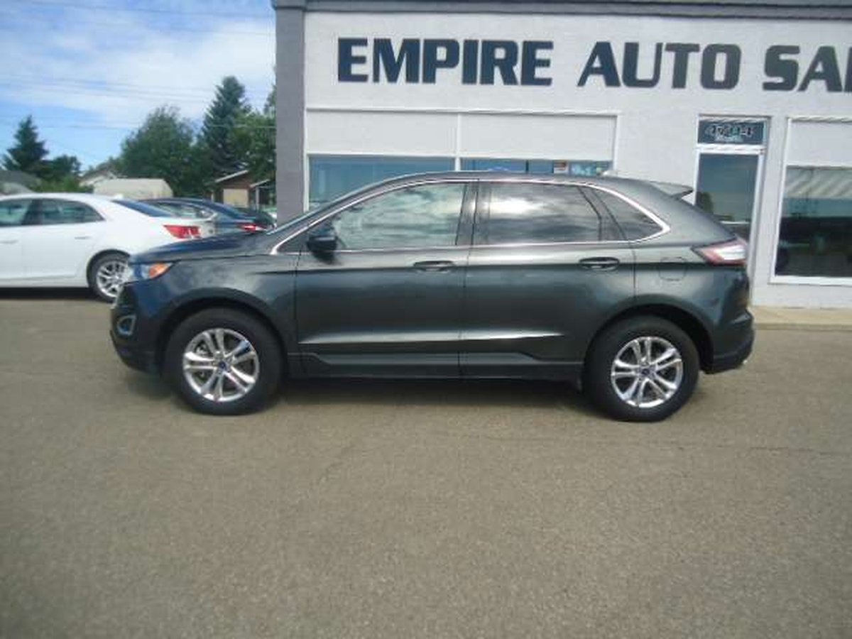 2017 Ford Edge for sale in Lacombe, Alberta