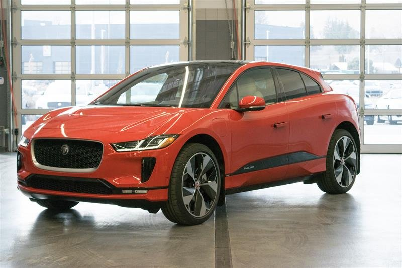 2019 Jaguar I-PACE for sale in Kelowna, British Columbia