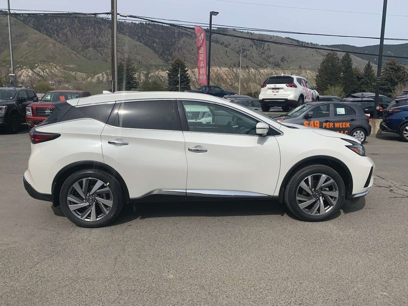 2019 Nissan Murano for sale in Kamloops, British Columbia