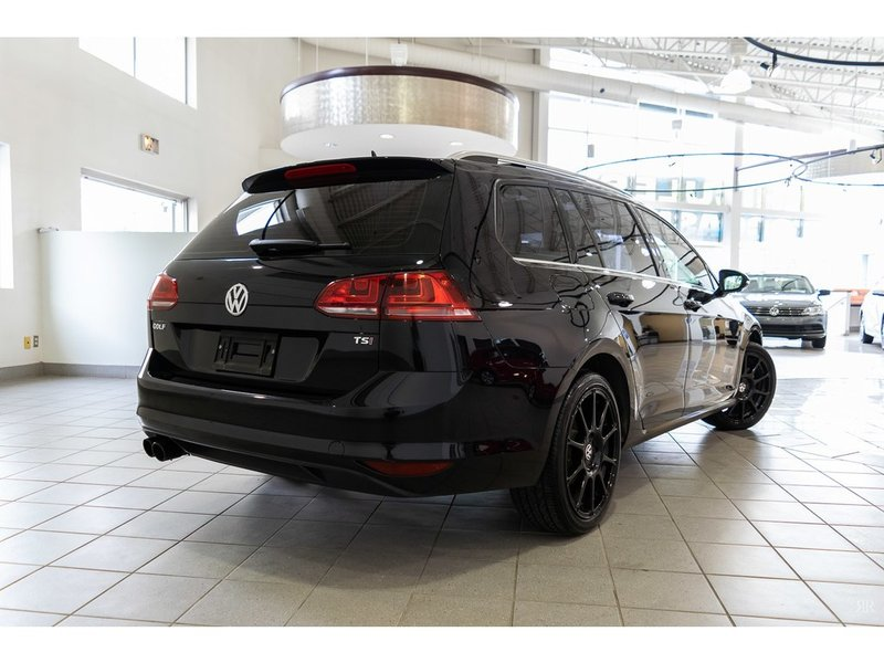 2016 Volkswagen Golf Sportwagon for sale in Quebec, Quebec