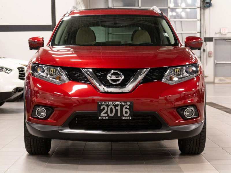 2016 Nissan Rogue for sale in Kelowna, British Columbia