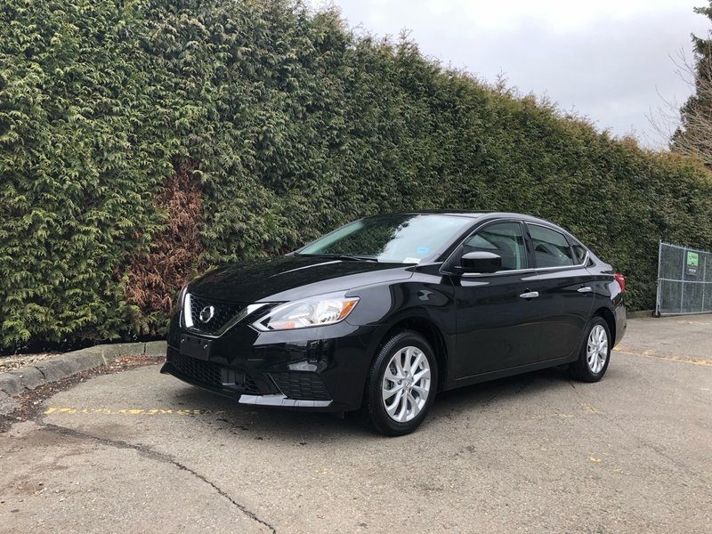 2018 Nissan Sentra for sale in Surrey, British Columbia