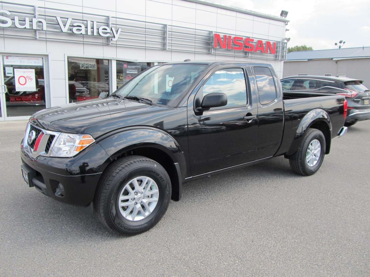 2018 Nissan Frontier for sale in Cranbrook, British Columbia