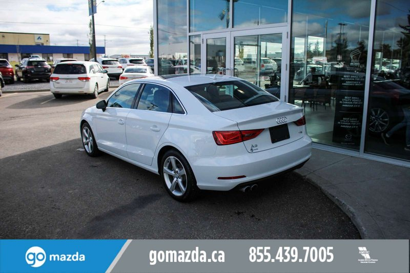 2015 Audi A3 for sale in Edmonton, Alberta
