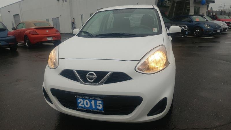 2015 Nissan Micra for sale in Courtenay, British Columbia