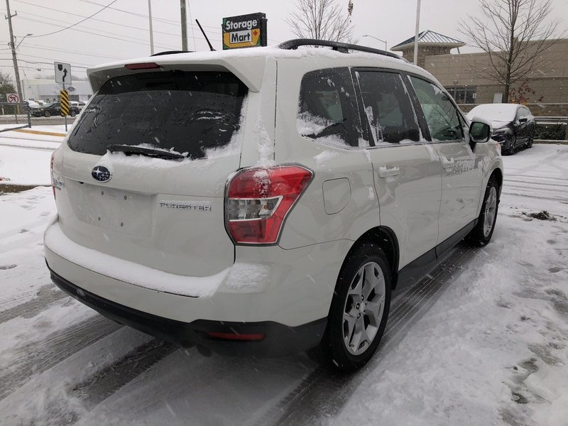 2015 Subaru Forester for sale in London, Ontario