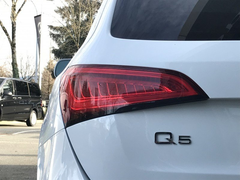 2014 Audi Q5 for sale in Surrey, British Columbia