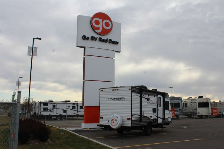 2020 Heartland Pioneer BH175 Only $82 Biweekly OAC. New Travel Trailer, sleeps 6 with Bunk Beds! for sale in Red Deer, Alberta