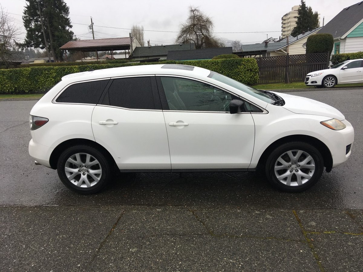 2007 Mazda CX-7 for sale in Port Alberni, British Columbia