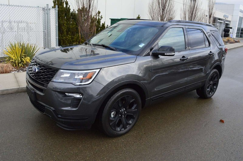 2019 Ford Explorer for sale in Kamloops, British Columbia