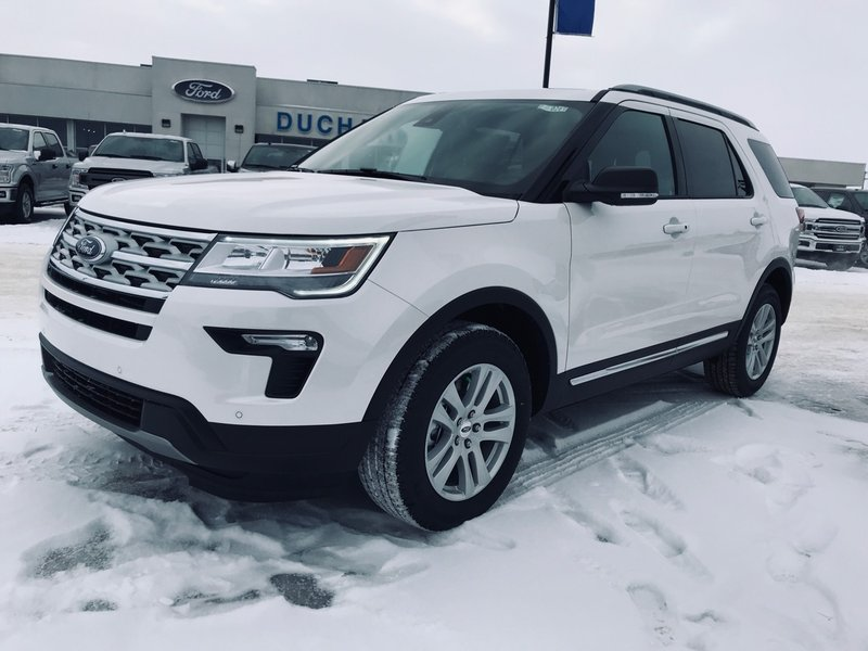 2019 Ford Explorer for sale in Bonnyville, Alberta