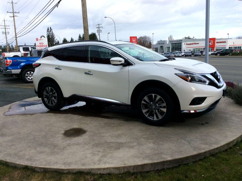 2018 Nissan Murano for sale in Campbell River, British Columbia