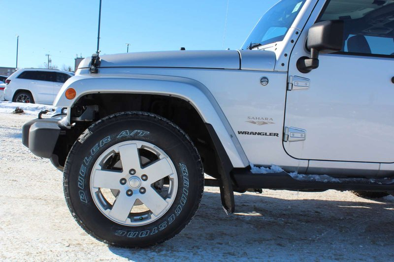 2011 Jeep Wrangler for sale in Edmonton, Alberta