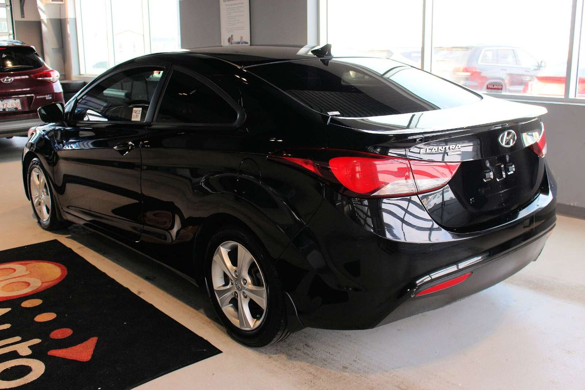 2014 Hyundai Elantra Coupe for sale in Spruce Grove, Alberta