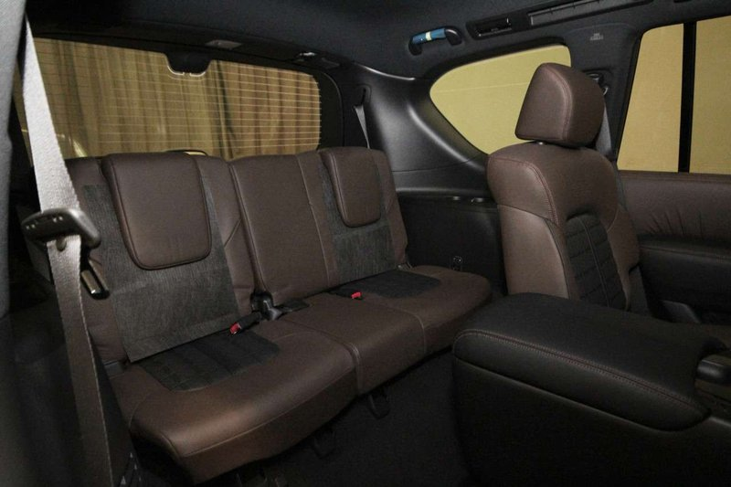 2018 Nissan Armada for sale in Moose Jaw, Saskatchewan