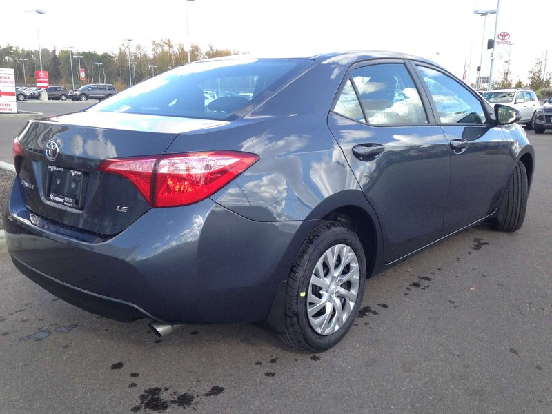 2019 Toyota Corolla for sale in Edmonton, Alberta