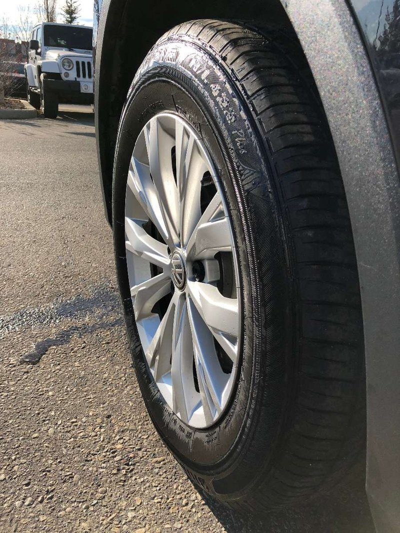 2018 Volkswagen Tiguan for sale in Edmonton, Alberta