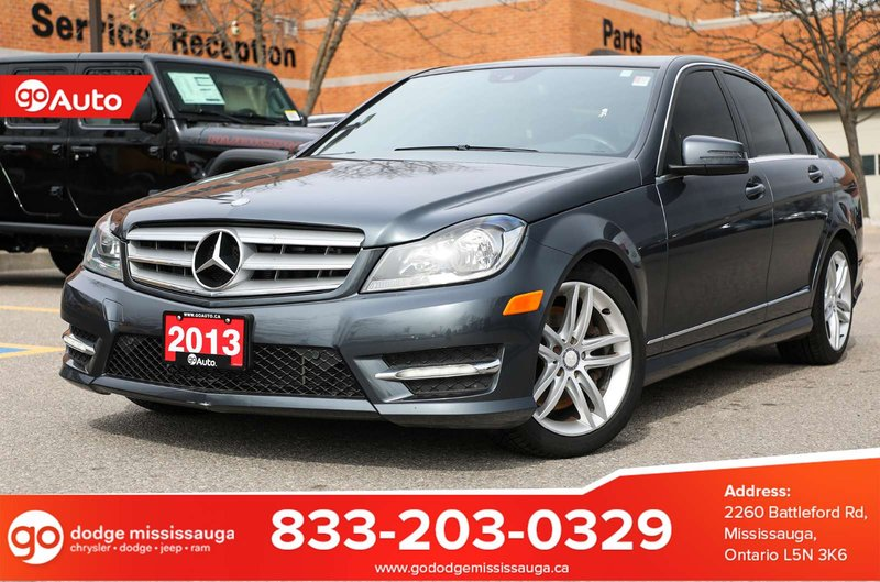 2013 Mercedes-Benz C-Class for sale in Mississauga, Ontario