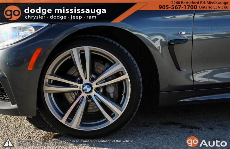 2014 BMW 4 Series for sale in Mississauga, Ontario