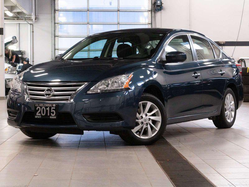 2015 Nissan Sentra for sale in Kelowna, British Columbia