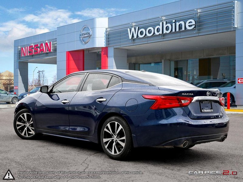 2018 Nissan Maxima for sale in Toronto, Ontario