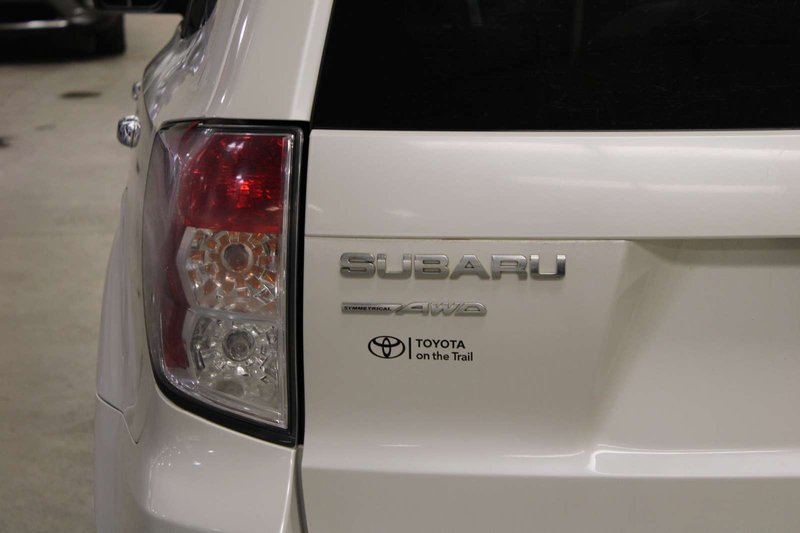 2012 Subaru Forester for sale in Edmonton, Alberta