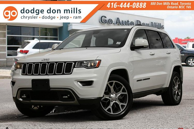 2018 jeep grand cherokee sterling edition 4x4 for sale