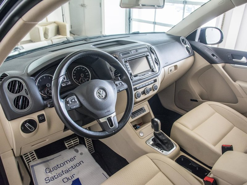 2015 Volkswagen Tiguan for sale in London, Ontario