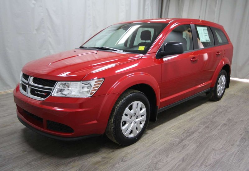 2018 Dodge Journey for sale in Moose Jaw, Saskatchewan