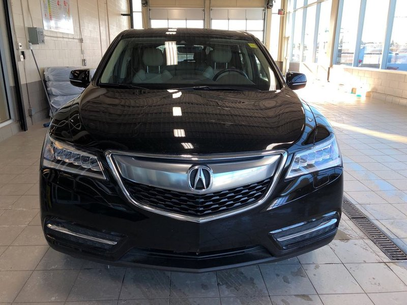 2016 Acura MDX for sale in Calgary, Alberta