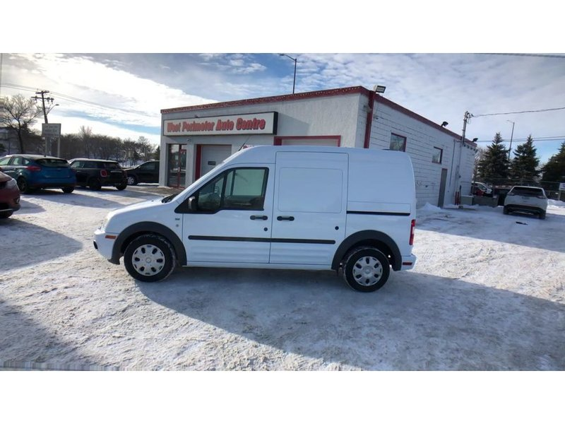 2011 Ford Transit Connect for sale in Winnipeg, Manitoba
