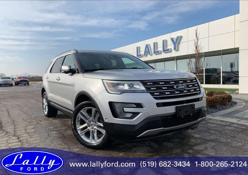 2017 Ford Explorer for sale in Tilbury, Ontario