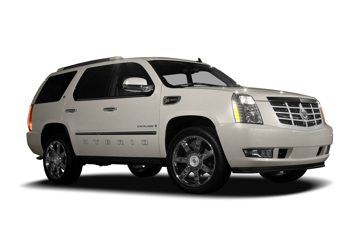 2009 Cadillac Escalade Hybrid for sale in St. Albert, Alberta
