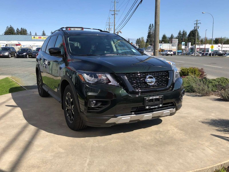 2019 Nissan Pathfinder for sale in Campbell River, British Columbia