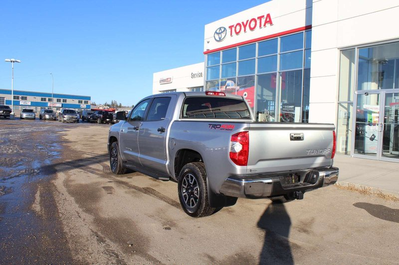 2018 Toyota Tundra for sale in Edmonton, Alberta