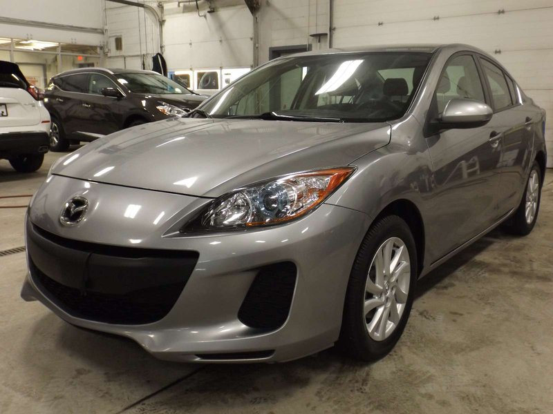 2012 Mazda Mazda3 for sale in Calgary, Alberta