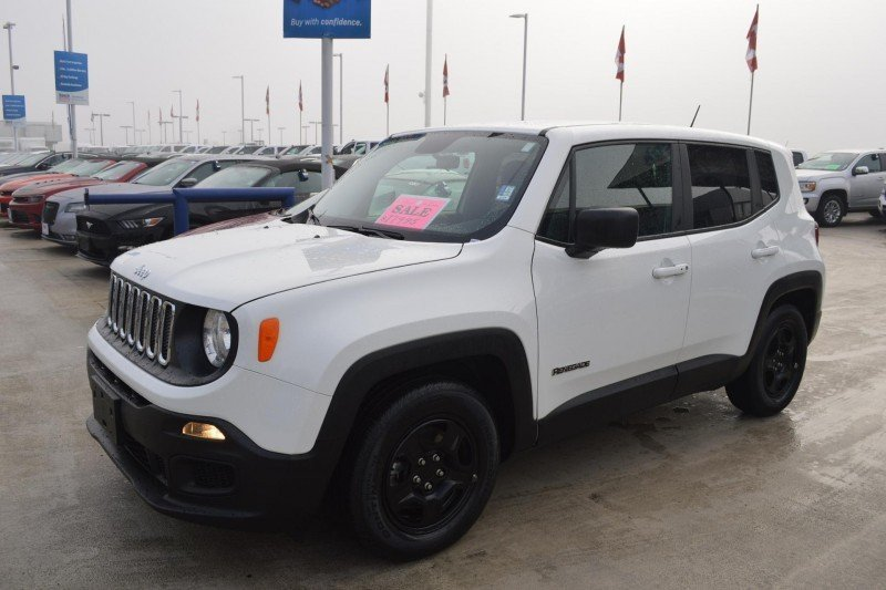 2016 Jeep Renegade for sale in Vancouver, British Columbia