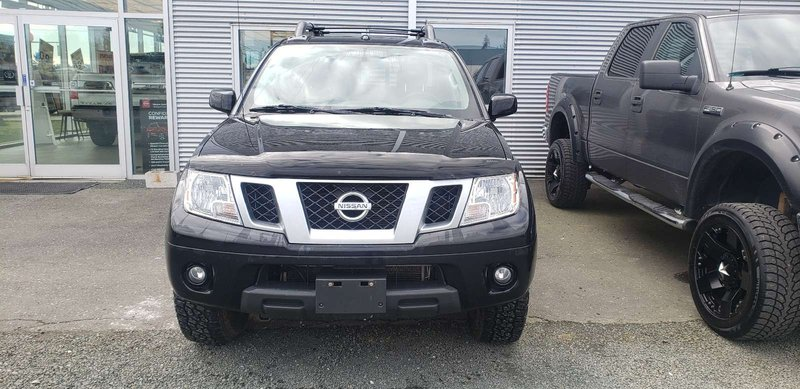 2016 Nissan Frontier for sale in Campbell River, British Columbia