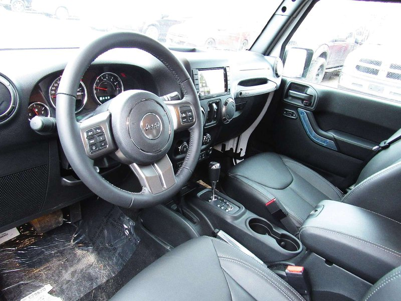 2018 Jeep WRANGLER JK UNLIMITED for sale in Midland, Ontario