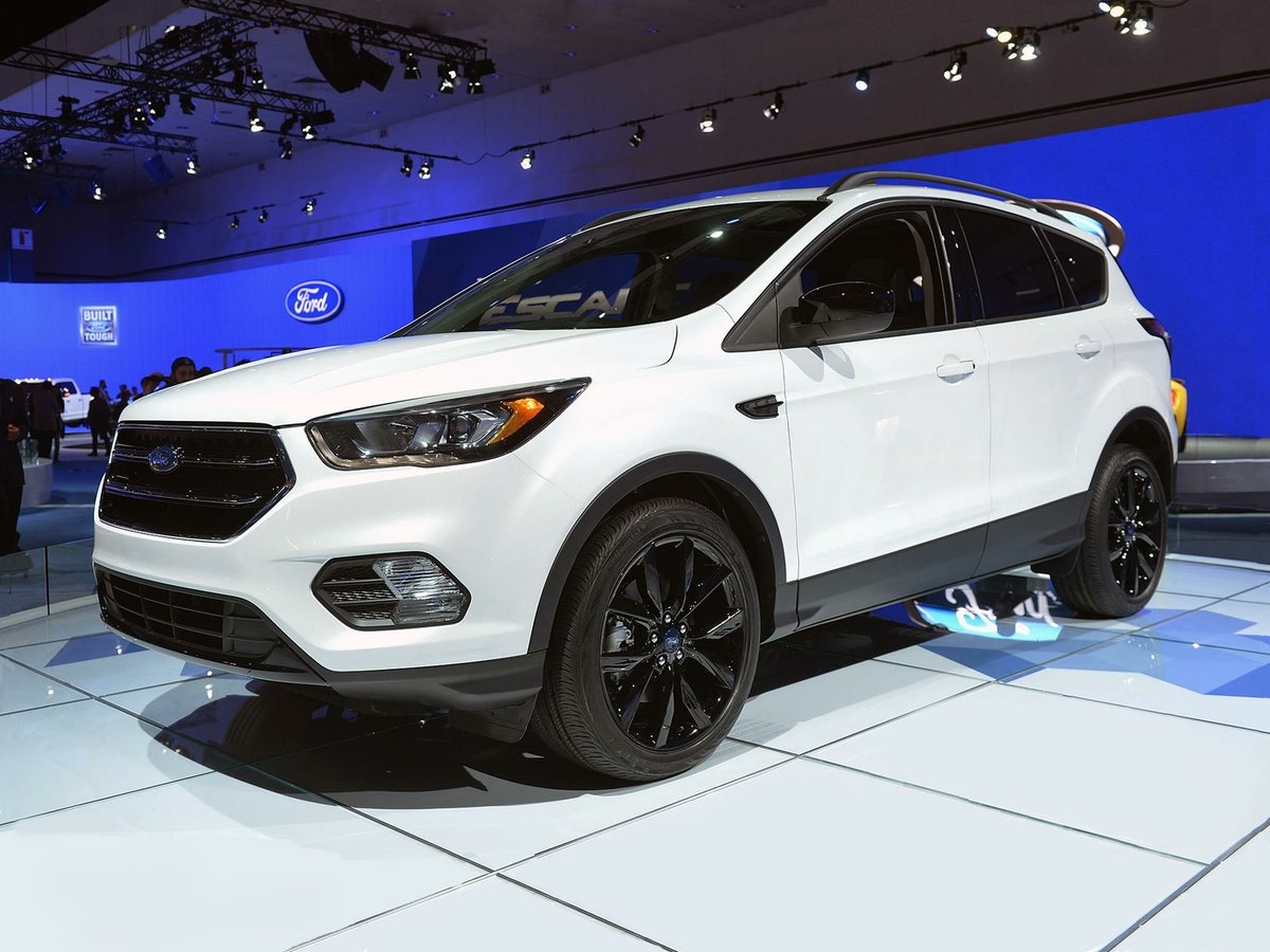 2017 Ford Escape for sale in Dawson Creek, British Columbia