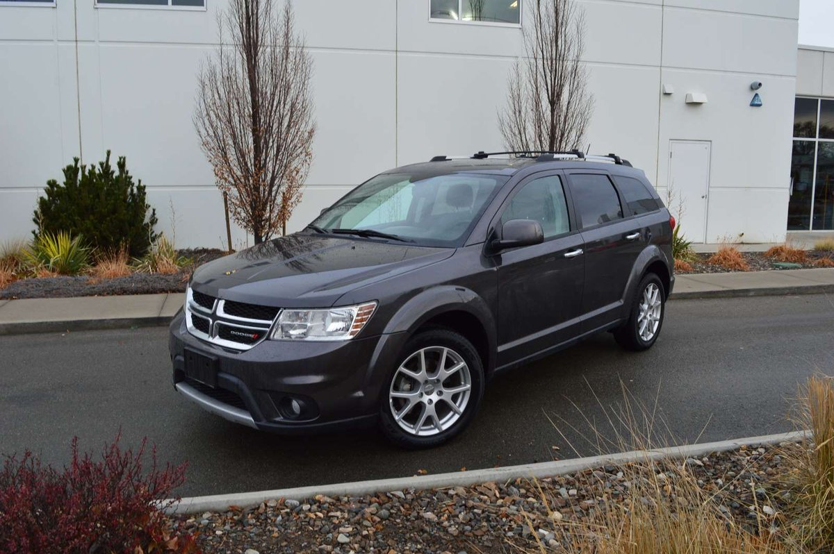 2016 Dodge Journey for sale in Kamloops, British Columbia