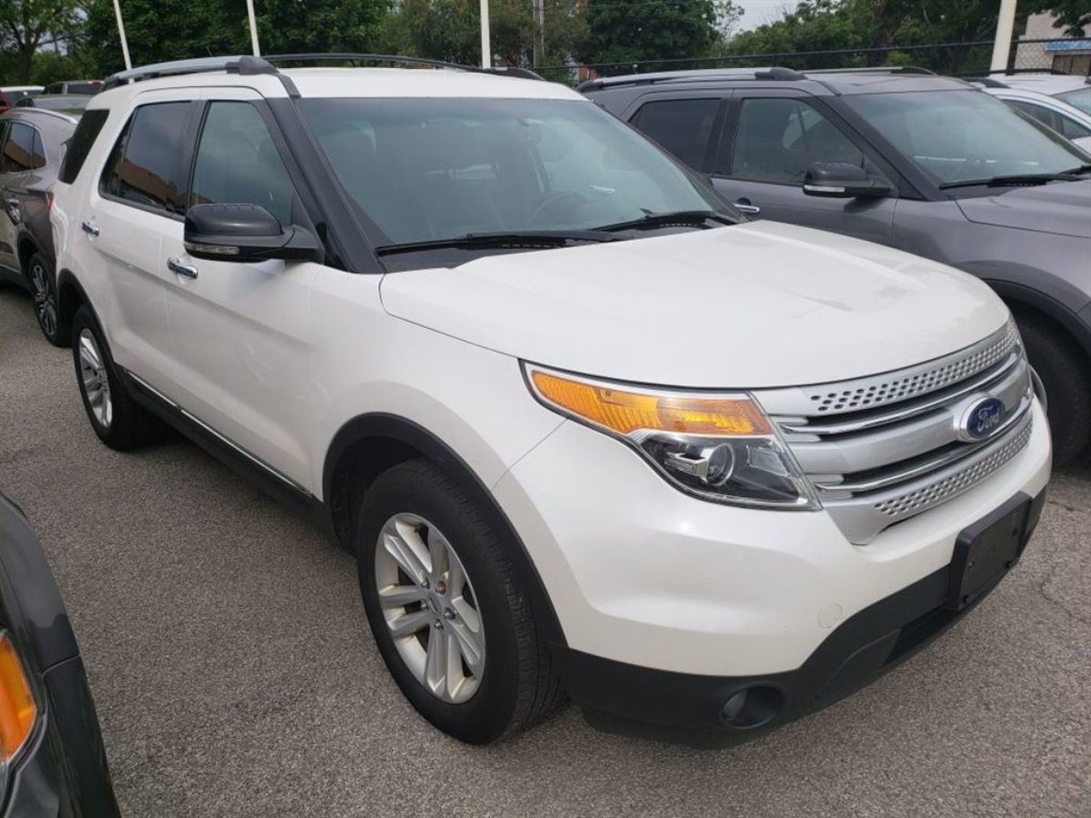 2012 Ford Explorer for sale in Oakville, Ontario