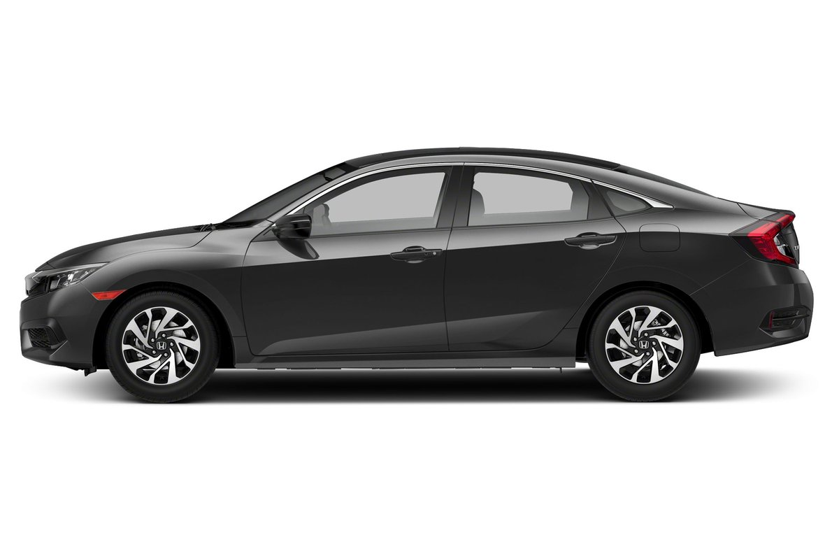 2017 Honda Civic for sale in Campbell River, British Columbia
