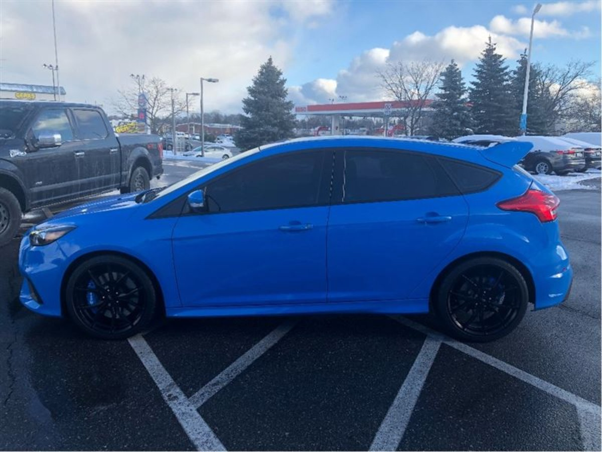 2016 Ford FOCUS RS for sale in Oakville, Ontario