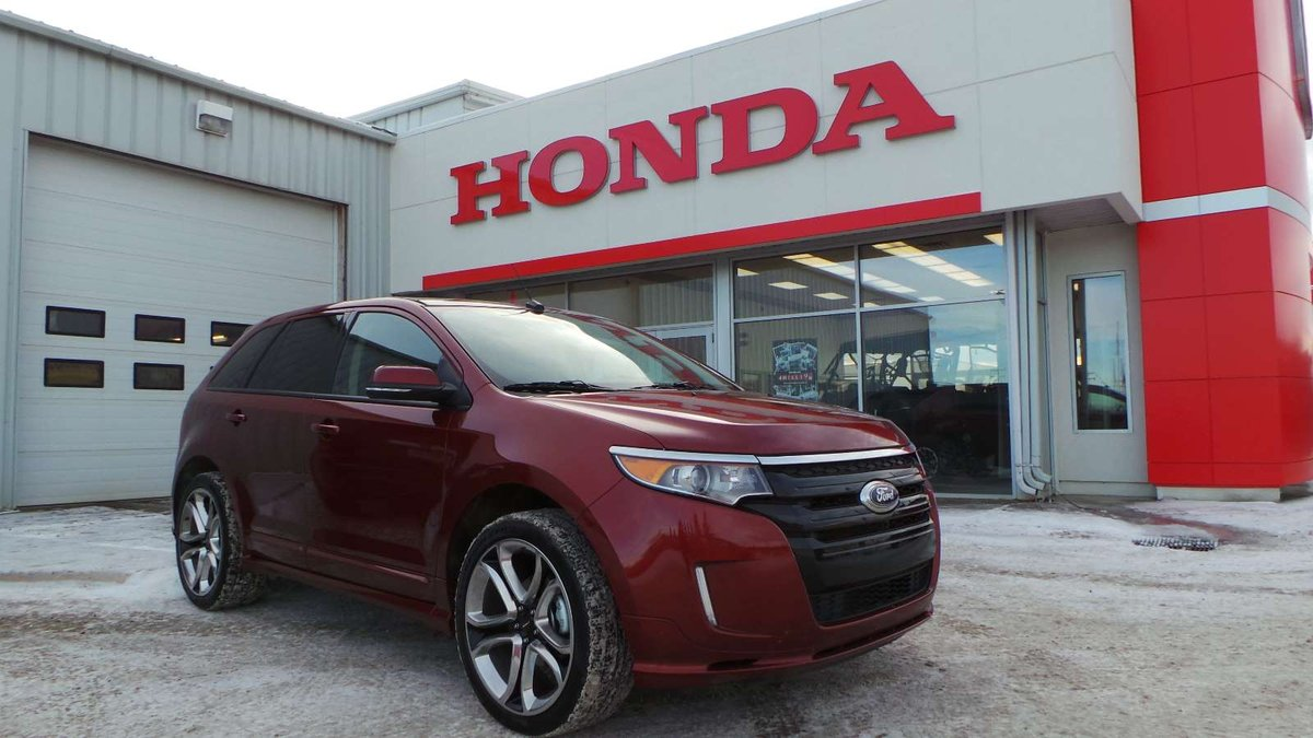 2014 Ford Edge for sale in Edson, Alberta