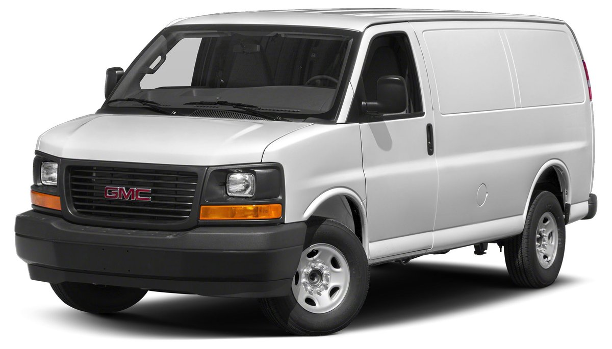 2017 GMC Savana 2500 for sale in St. Albert, Alberta