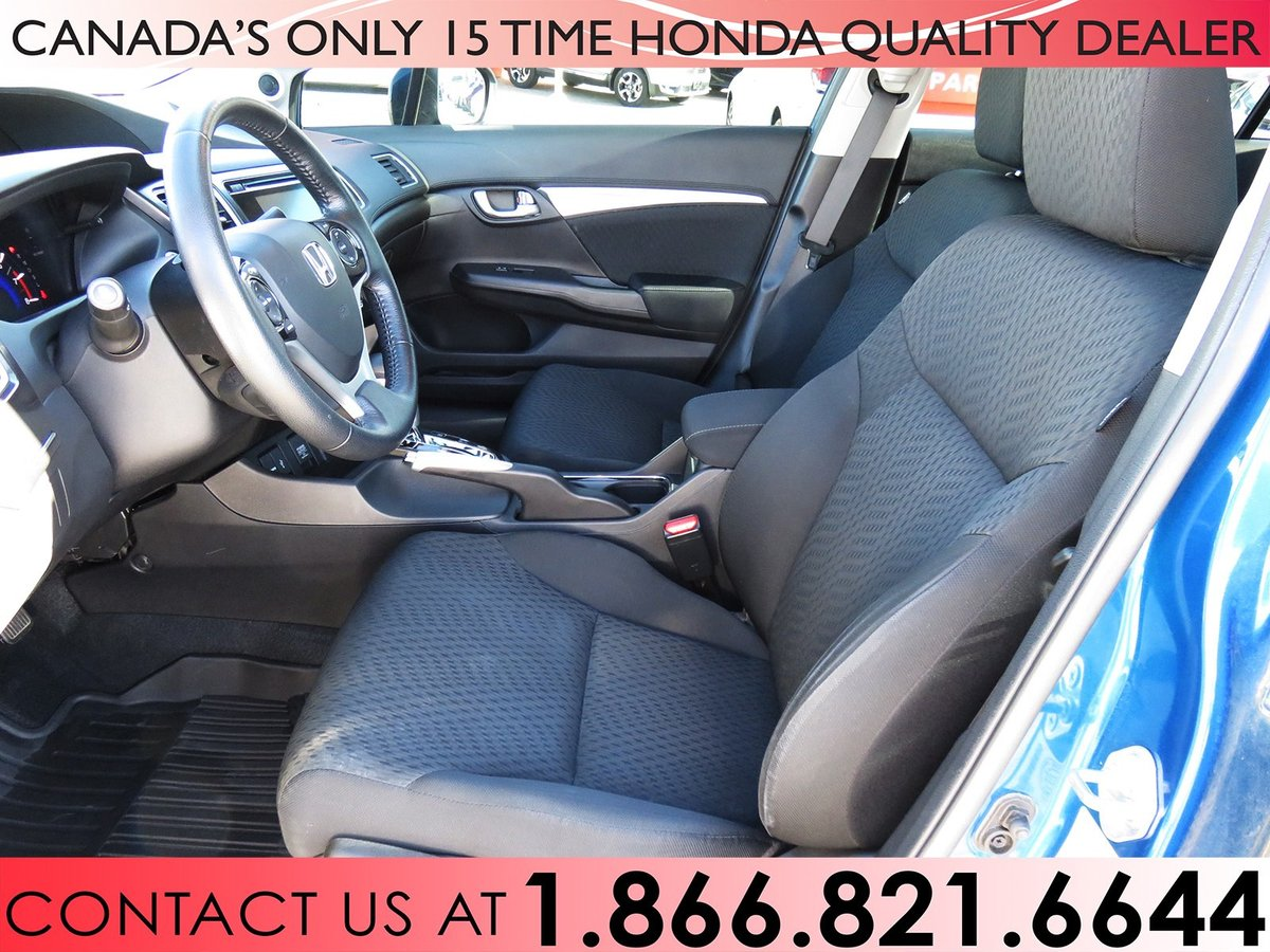 2015 Honda Civic for sale in Hamilton, Ontario
