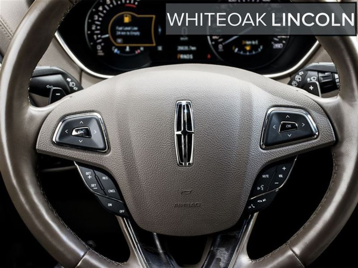 2017 Lincoln MKX for sale in Mississauga, Ontario