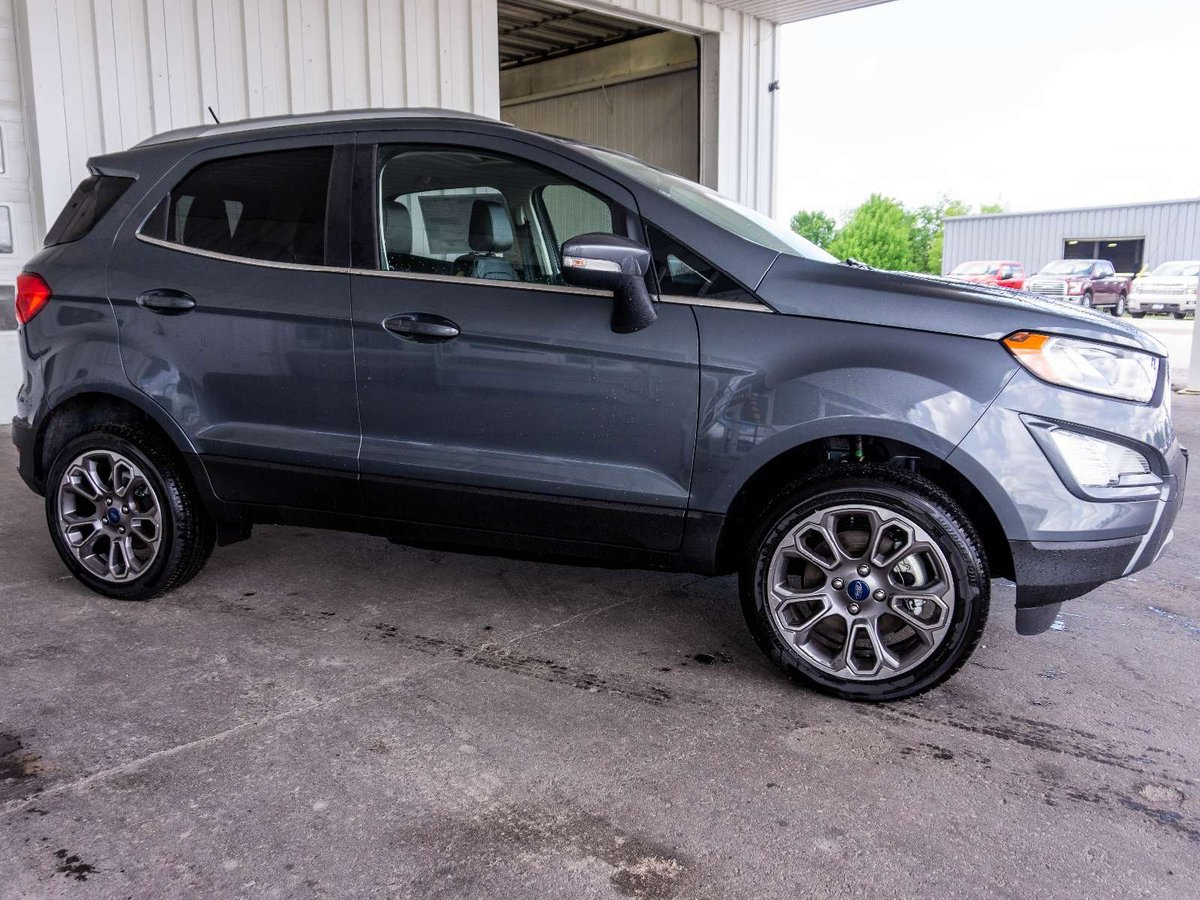 2018 Ford EcoSport for sale in Listowel, Ontario