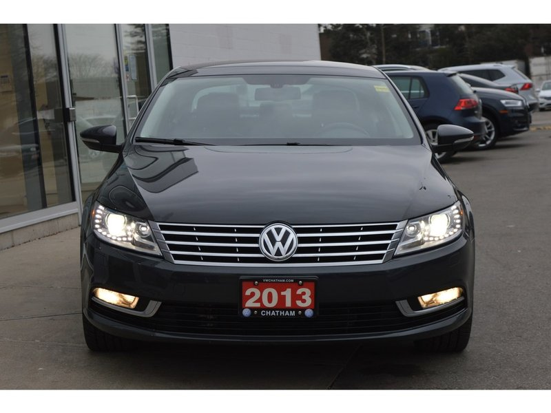 2013 Volkswagen CC for sale in Chatham, Ontario